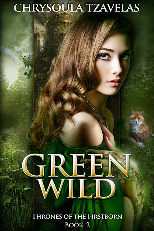 Green Wild Pre-Order
