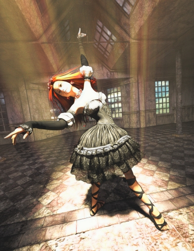 Dancer in the Asylum